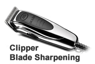 Clipper Blade Sharpening and Services